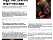 Fruit Extract Can Lower Cholesterol and Prevent Diabetes - Mail Online